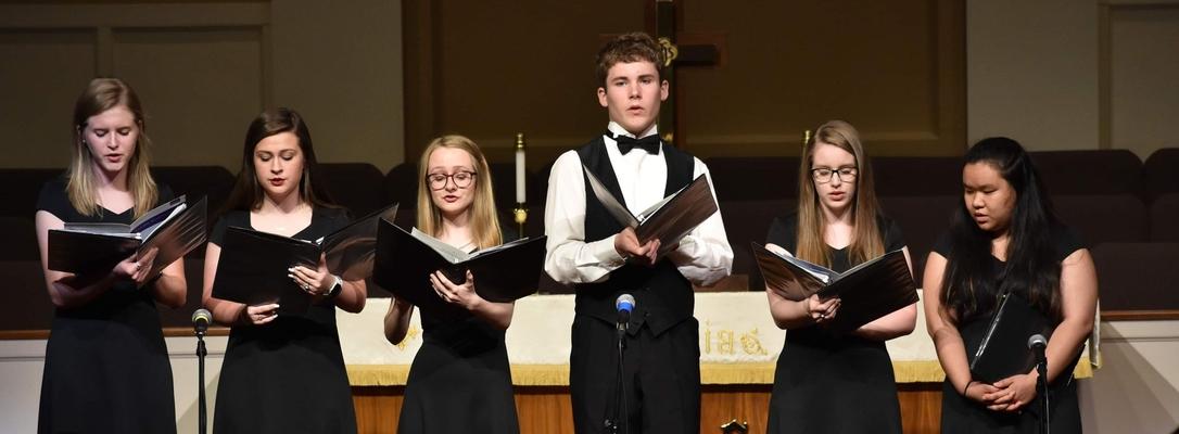 HS Chorus, 2019 Seniors