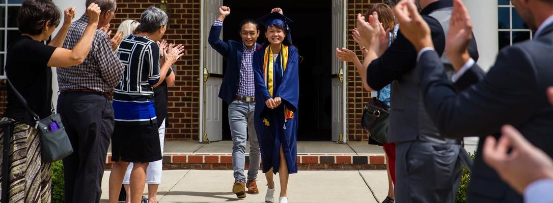 2020 Graduation - Libby