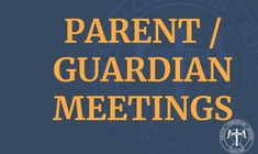 Parent/Guardian Meetings